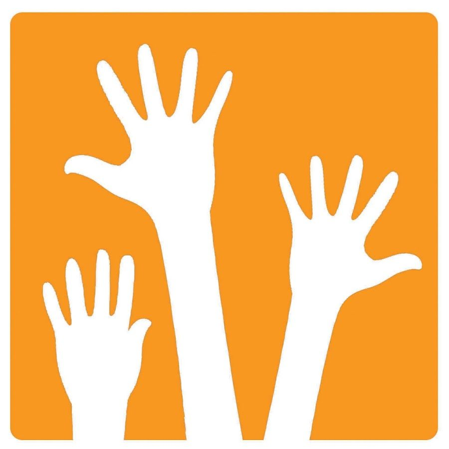 the hands up project
