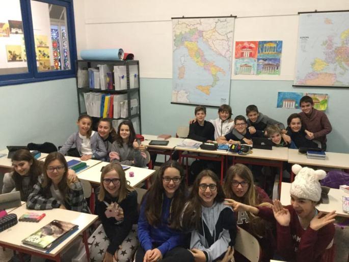 erica's class
